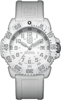 Navy SEAL Colormark XS.3057.WO Reloj de pulsera Cuarzo Hombre correa de Silicona Blanco