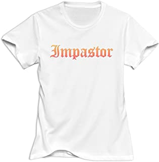 Imposter Religion Roundneck White Tshirts For Adult Size XXL