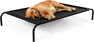 Petsfit Elevated Pet Cooling Bed for Large Dog up to 120 Pounds