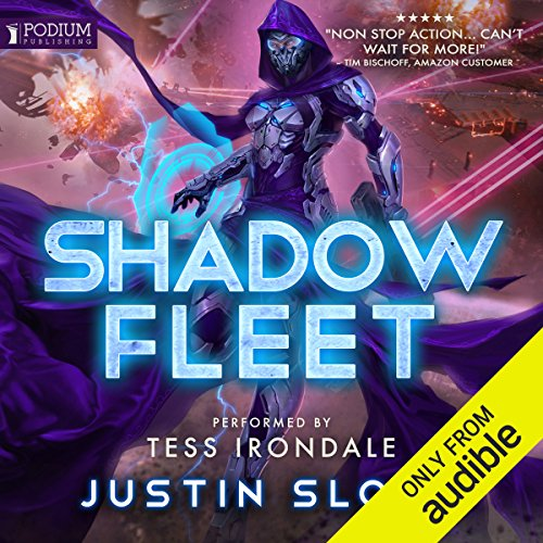 Couverture de Shadow Fleet