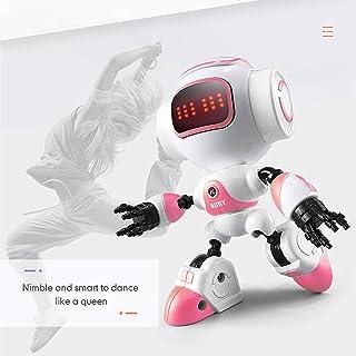 Ftiqe R9 LUBY Intelligent Robot TouchControl DIY Gesture Talk Smart Mini RC Robot FTQ#