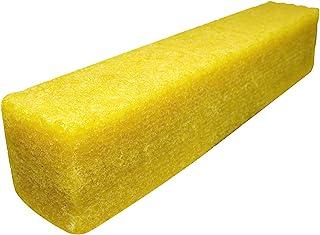 "Sackorange 1-1/2"" x 1-1/2"" x 8"" Cleaning Eraser Stick for Abrasive Sanding Belts, Natural Rubber Eraser for Cleaning Sandpaper, Rough Tape, Skateboard Shoes and Sanding Discs."