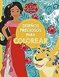 Elena de Ávalor. Diseños preciosos para colorear (Disney. Elena de Ávalor)
