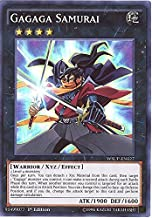 YU-GI-OH! – Gagaga Samurai (WSUP-EN027) – World Superstars – 1st..