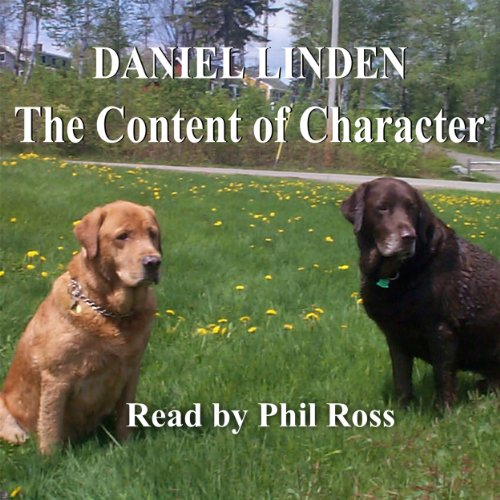 The Content of Character audiobook cover art