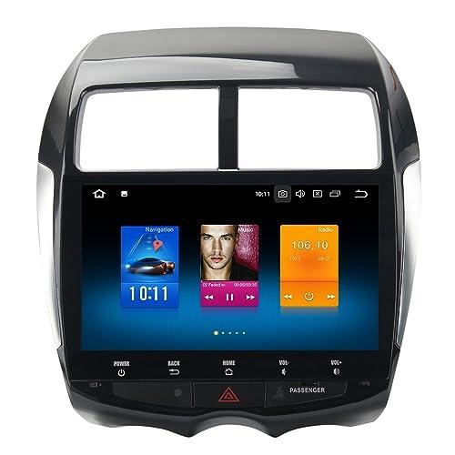 Dasaita Android 8.1 Car Stereo for Mitsubishi ASX RVR Outlander Sport Citroen C4 Gps Navigation Radio