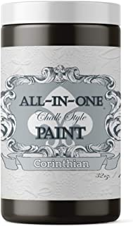 'Corinthian, Heritage Collection All in One Chalk Style Paint (NO Wax!) 32oz Quart