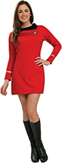 COSTUME COMPANY Star Trek Classic Deluxe Dress