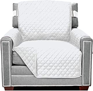 Amazon Com Armchair Slipcovers White Armchair Slipcovers Slipcovers Home Kitchen