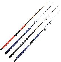 Fiblink Jigging Spinning & Casting Rod Deep Sea Speed 1-Piece 5-Feet 6-Inch Fishing..