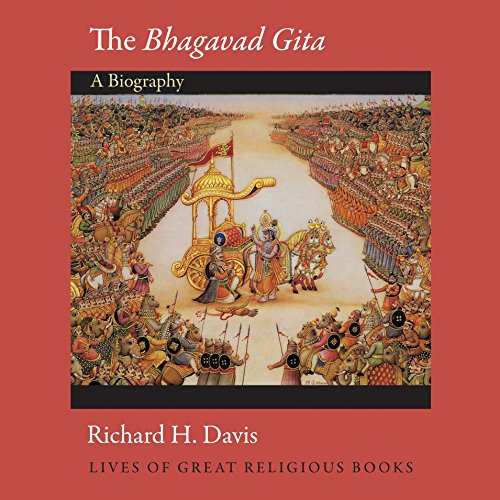 The Bhagavad Gita (Lives of Great Religious Books) audiobook cover art