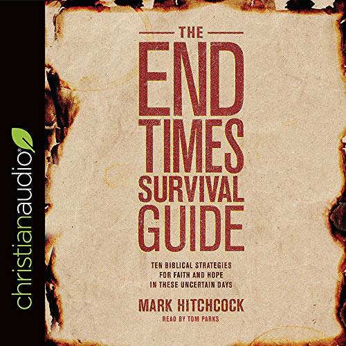 The End Times Survival Guide  By  cover art