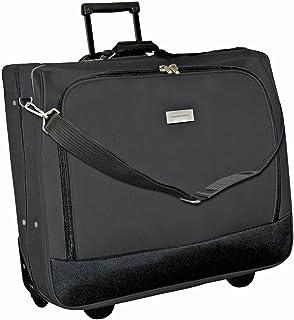 Geoffrey Beene Garment Carrier, Black, One Size