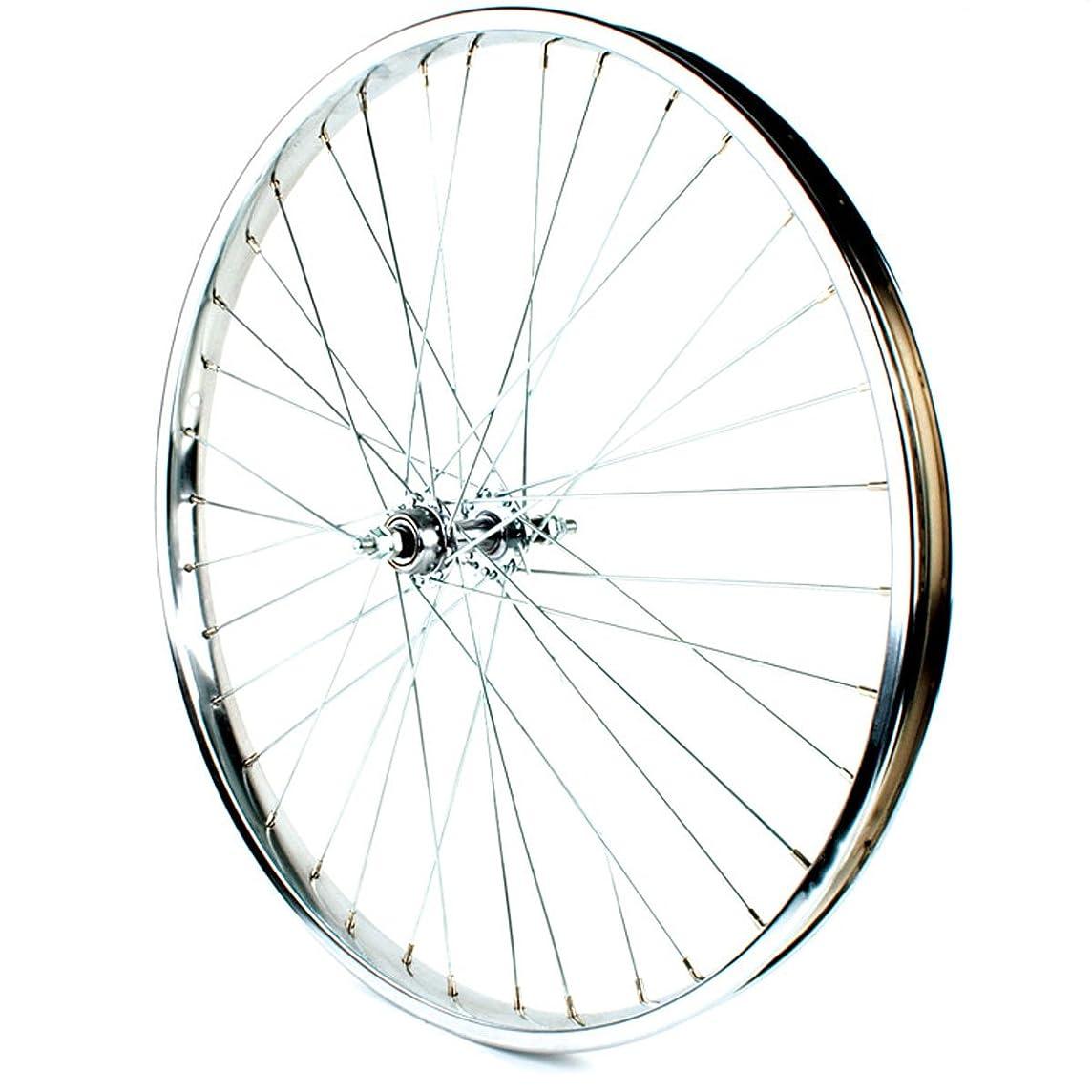Sta Tru Rear 12G FW Steel 36H Heavy Duty Wheel, 26 x 2.125