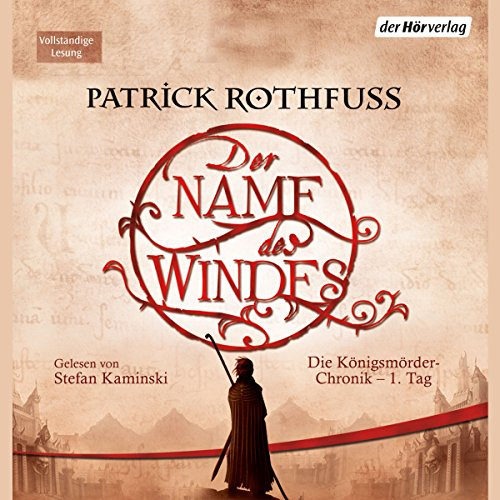 Der Name des Windes  By  cover art