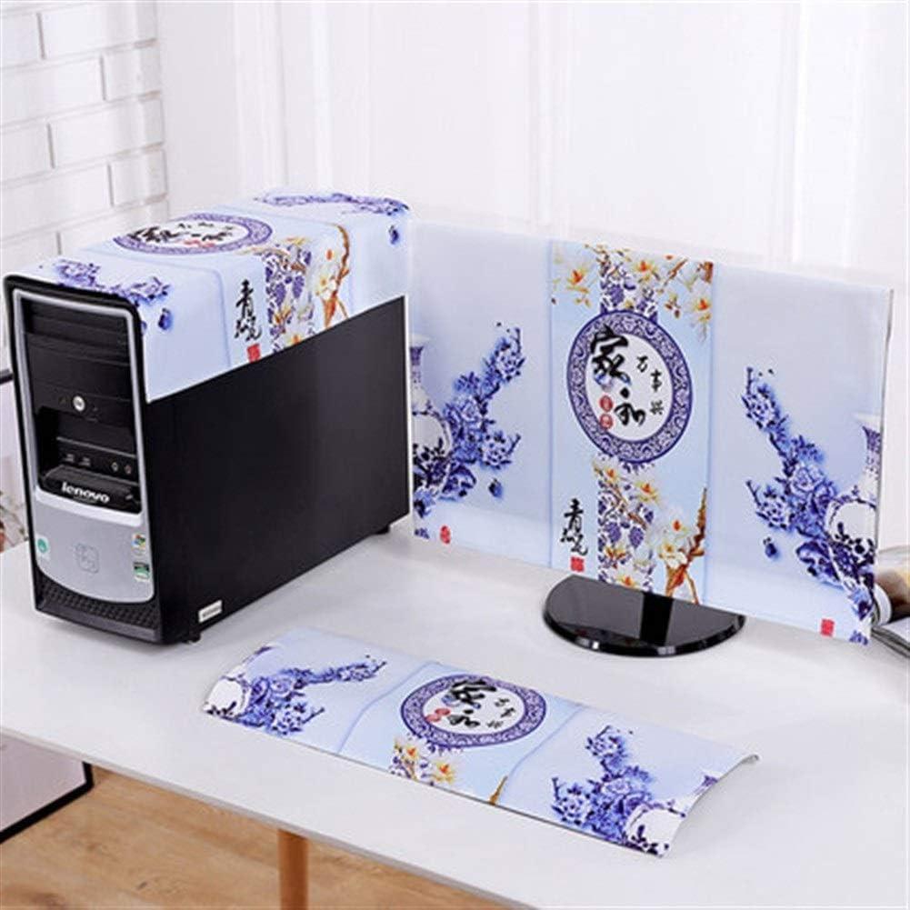 Zhangmeiren Household Dust Cover Main Chassis Computer Screen shopping San Antonio Mall Al