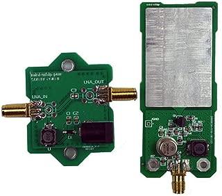 ミニホイップMF/HF/VHF SDRアンテナ鉱石ラジオ管用ミニチップ短波アクティブアンテナ(トランジスタ)ラジオRTL-SDR受信(色:緑)