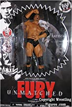 WWE Batista Action Figure Unmatched Fury Series 1