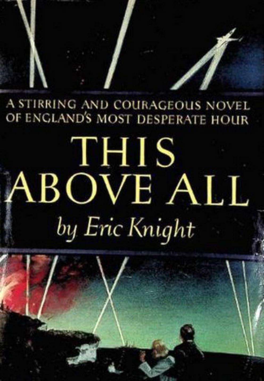 学校の先生また明日ねレンダーThis Above All (English Edition)