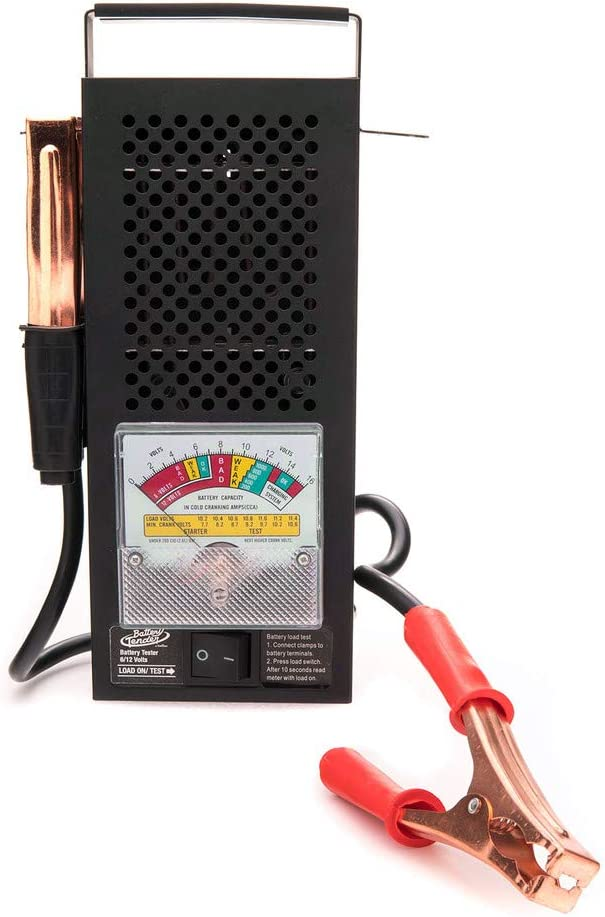 Battery Tender Load Tester 12 Volt at 100 Amps / 6 50 Amps...