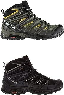 Salomon X Ultra 3 GTX Mid Walking Boots Mens Hiking Trekking Shoes