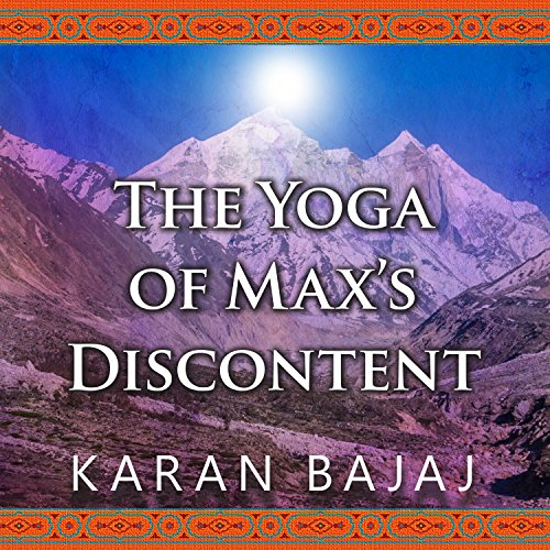 Yoga of Max's Discontent audiobook cover art