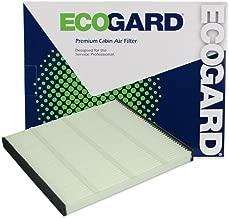 ECOGARD XC10034C Cabin Air Filter with Activated Carbon Odor Eliminator - Premium Replacement Fits Lexus LS400