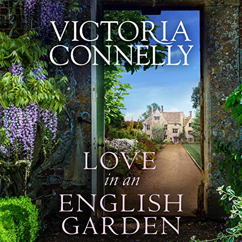 Love in an English Garden  By  cover art