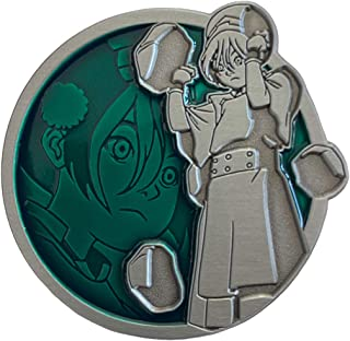 Toph - Portrait Series - Avatar: The Last Airbender Collectible Pin
