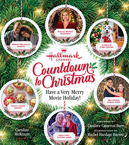 Hallmark Channel Countdown to Christmas: Have a Very Merry Movie Holiday (English Edition)