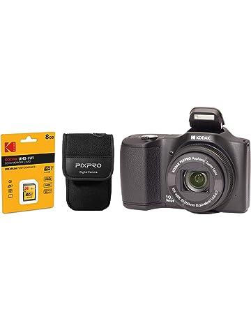 Cámara Digital Compacta Universal Suave Caso Bolsa Bolsa Para Canon Nikon Sony Kodak
