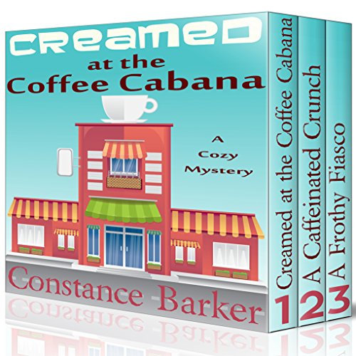 Caesars Creek Mystery Series Boxed Set (Books 1-3): A Cozy Mystery                   By:                                                                                                                                 Constance Barker                               Narrated by:                                                                                                                                 Angel Clark                      Length: 4 hrs and 18 mins     10 ratings     Overall 3.9