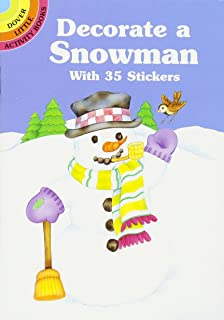 snowman project for kids