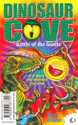 Dinosaur Cove: Battle of the Giants/The Charlie Small Journals: Valley of Terrors: World Book Day