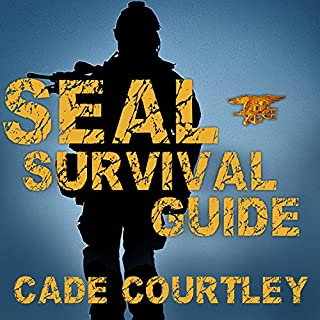 Seal Survival Guide audiobook cover art
