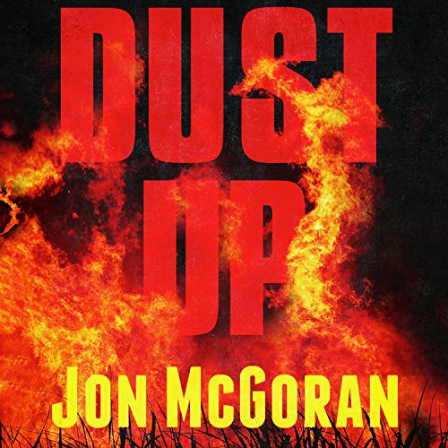 Dust Up audiobook cover art