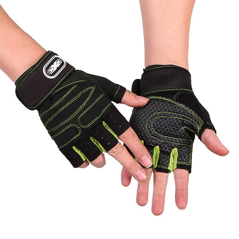 定規傑出した歩き回るKarma サイクリンググローブ 自転車 グローブ 手袋 3D 滑り止めパット付き ハーフフィンガー アウトドア 運動グローブ ?衝撃吸収 耐磨耗性 通気性 速乾性 男女兼用