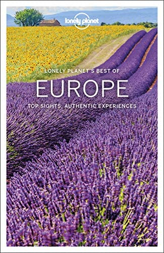 Lonely Planet Best of Europe Best of Country product image