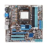 ASUS M4A78LT-M AMD 760G Socket AM3 Micro-ATX Motherboard w/HDMI, DVI, Video, Audio, Gigabit LAN & RAID