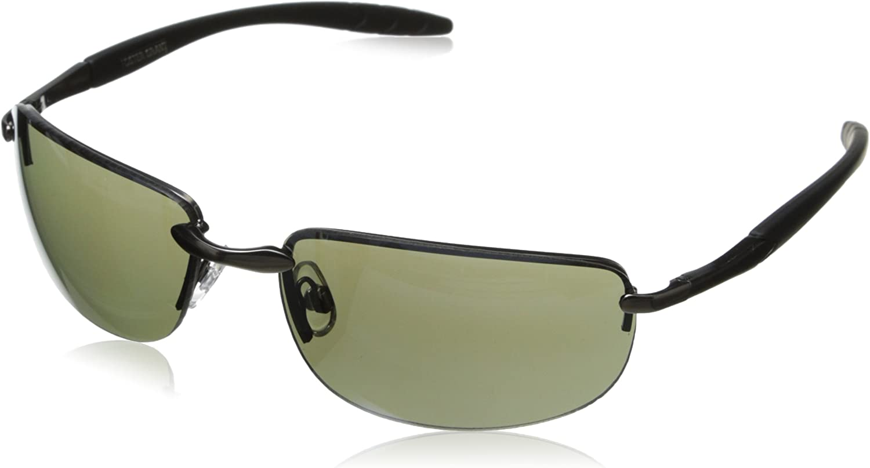 Foster Grant Men's Rectangular Sunglasses