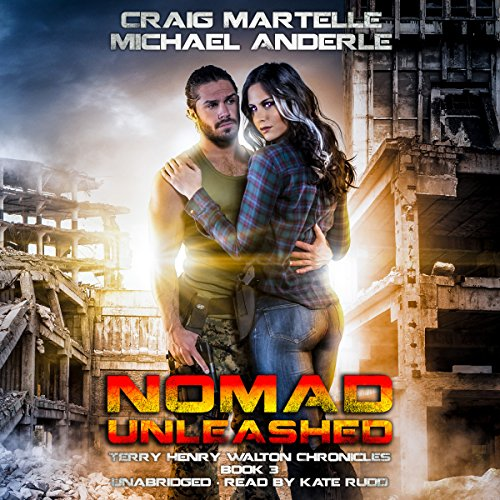 Couverture de Nomad Unleashed: A Kurtherian Gambit Series