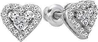 Best round shape earrings Reviews