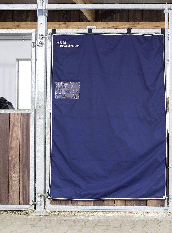 Hkm Hkm 4057052191343 Box Curtain 130 x 200 cm Dark bluee