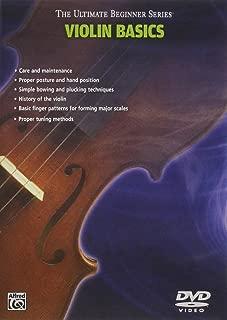 Ultimate Beginner Series Violin (The Ultimate Beginner)