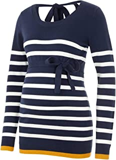 MAMALICIOUS Mlkenna L/S Knit Top A. Suéter Mujer