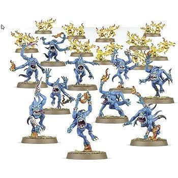 Games Workshop 99129915031/Daemons of Flamers Tzeentch Action Figure
