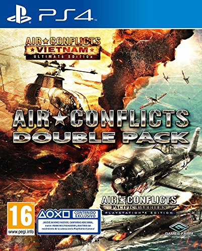 Air Conflicts Double Pack - Reedición