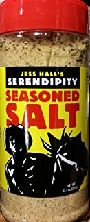 Jess Hall's Serendipity Seasoned Salt,13.4 Oz (Pack of 2)