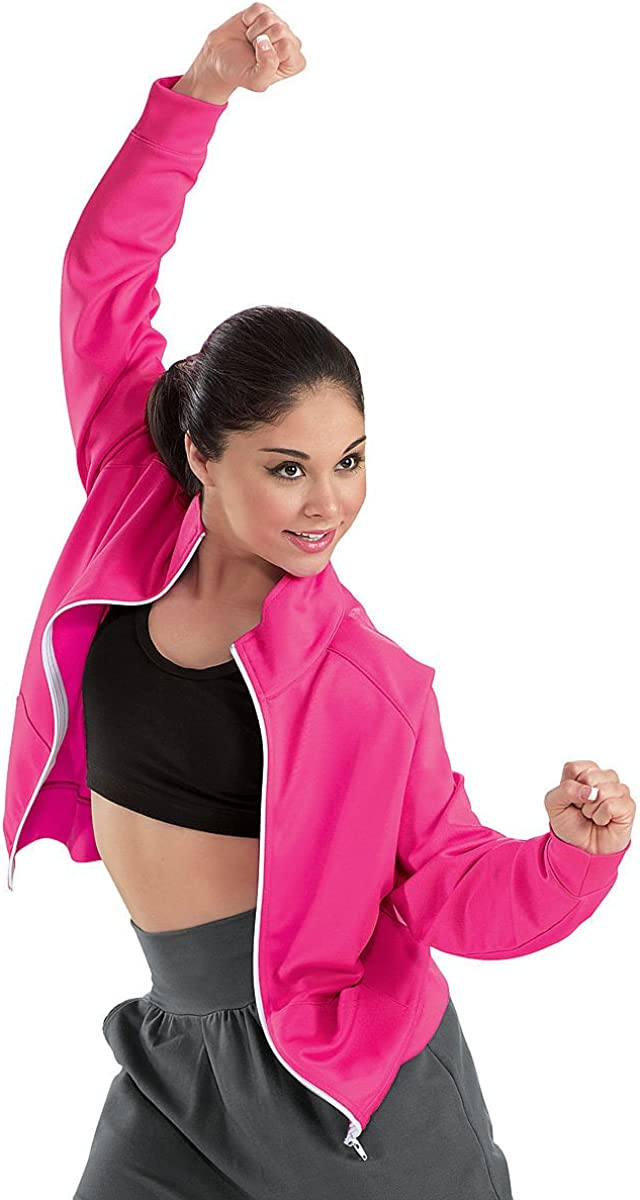 Urban Groove Track Jacket Ranking TOP13 Zip Medium Popular products Cerise Front Child