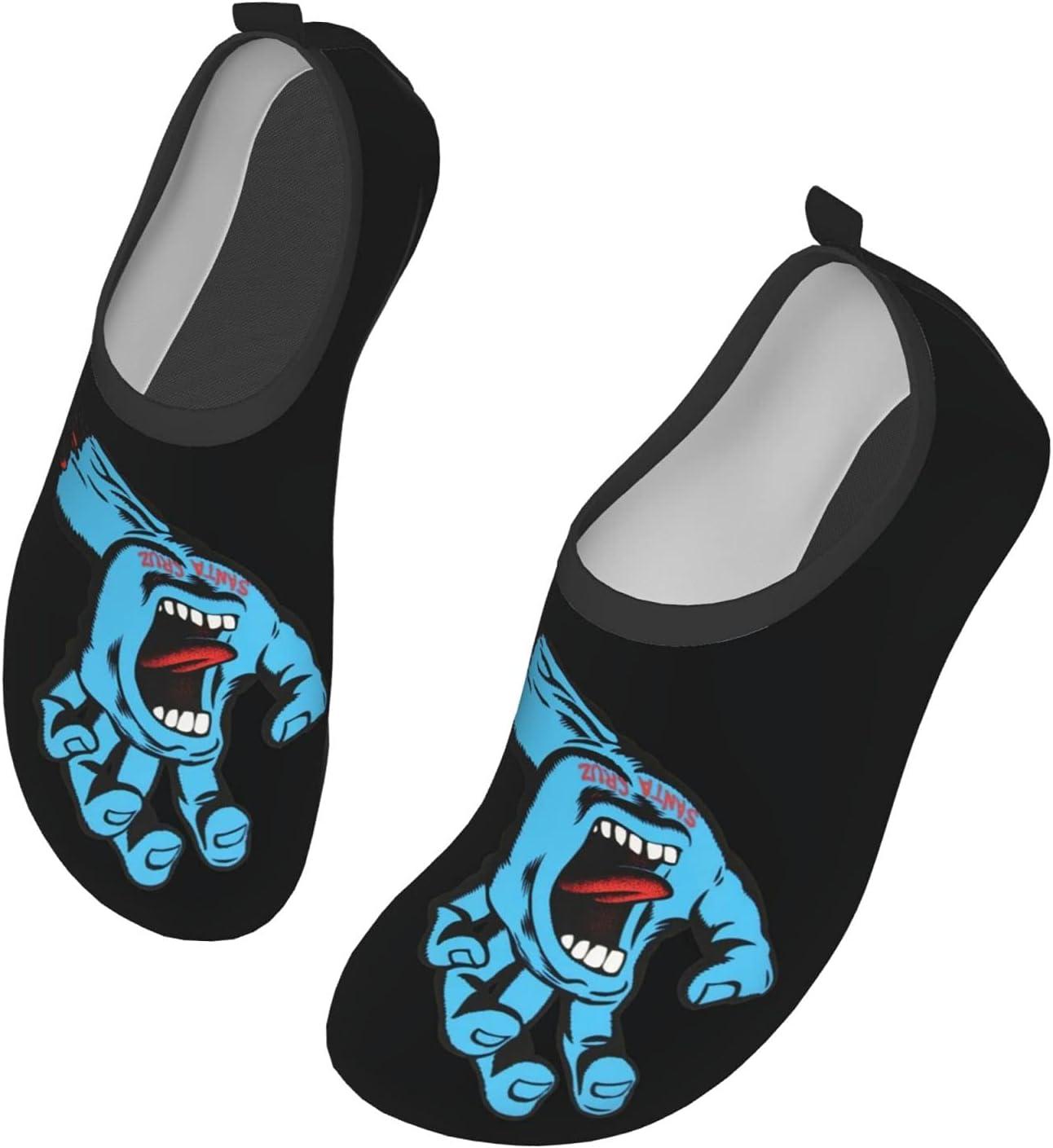 Lotogoto Sa-Nta C-Ruzmen'S and Women's Outdoor Sports Water Shoes, Beach, Swimming, Quick-Drying, Barefoot, Surfing, Yoga